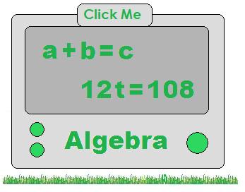 to Algebra